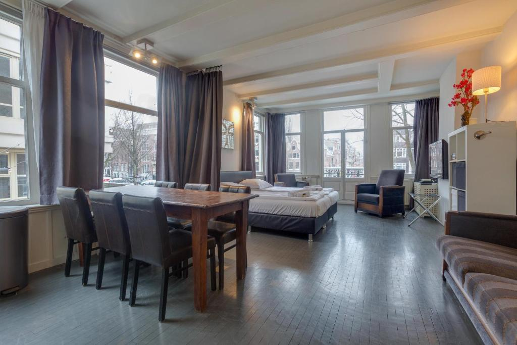 Luxury Keizersgracht Group House - Laterooms