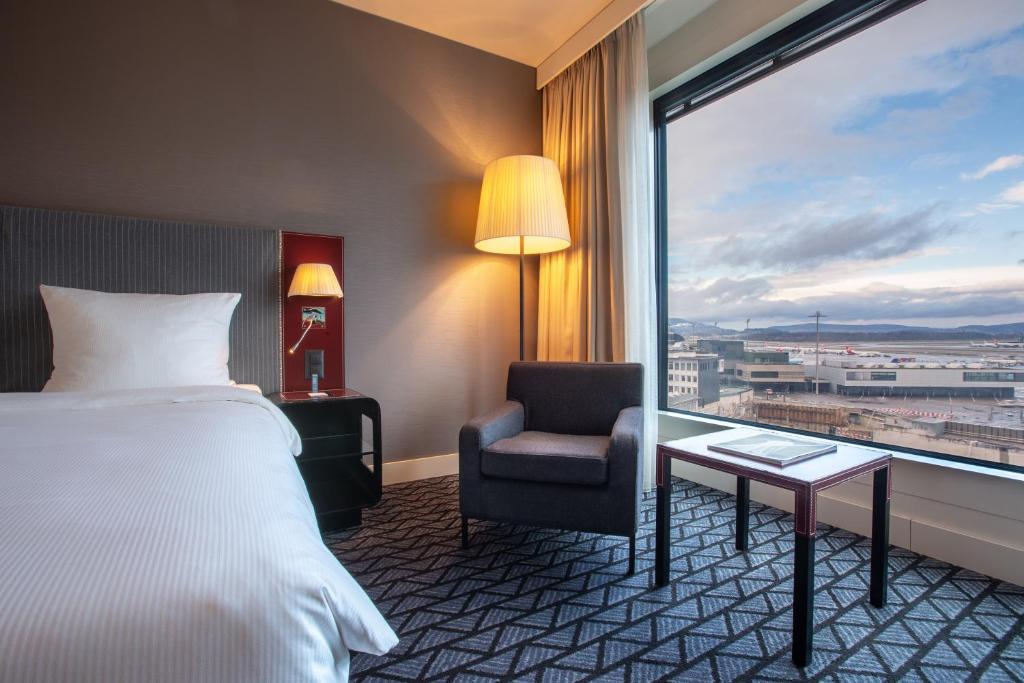 Radisson Blu Hotel Zurich Airport Kloten, Switzerland