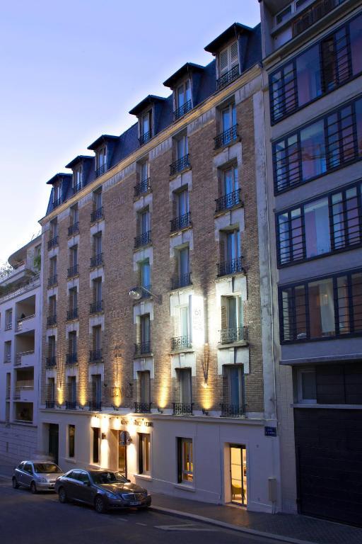 Best Western Plus 61 Paris Nation Hotel Paris Harga Terkini 2020