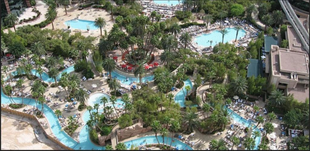 Luxury Studio At Mgm Signature Great Location Awesome Lazy River Pool Las Vegas Updated 2021 Prices
