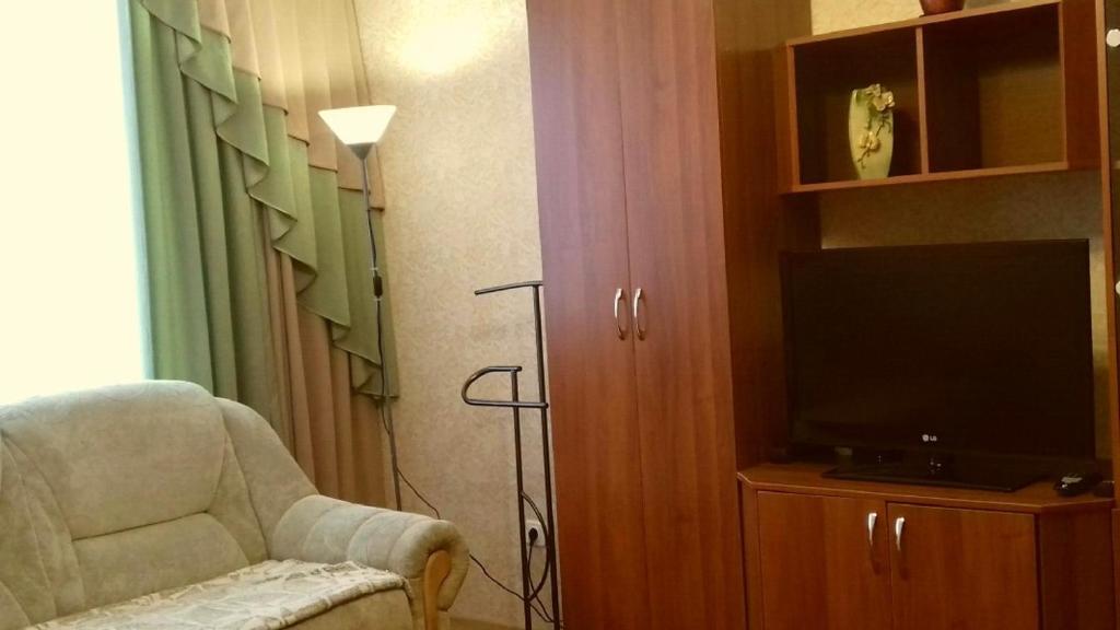 квартира на улице Аэродромная