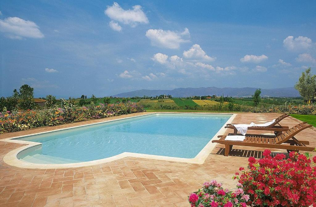 Fattoria Montecchio Villa Sleeps 18 Pool Air Con