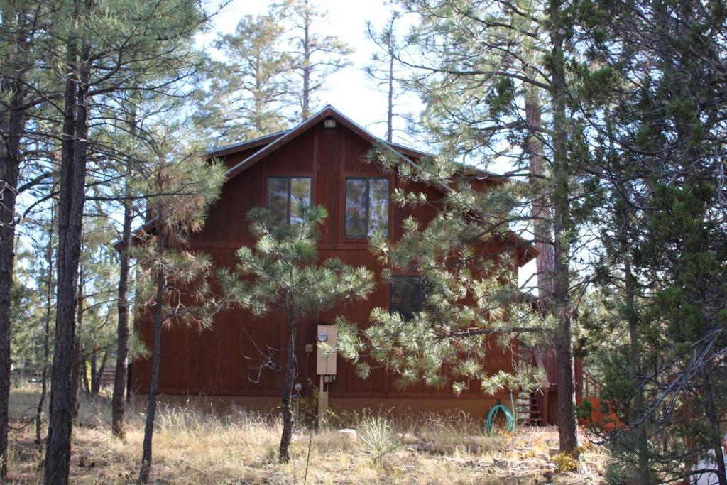2051 Chevelon Road- cozy, quaint cabin nestled among the Pine trees