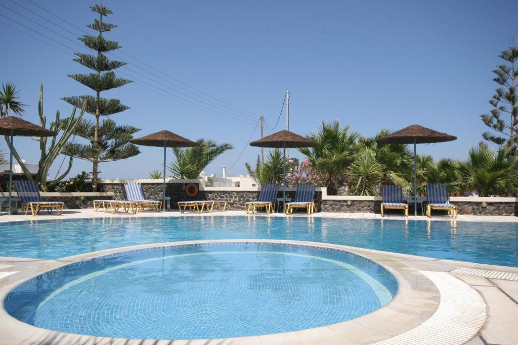 The swimming pool at or near Castro Hotel