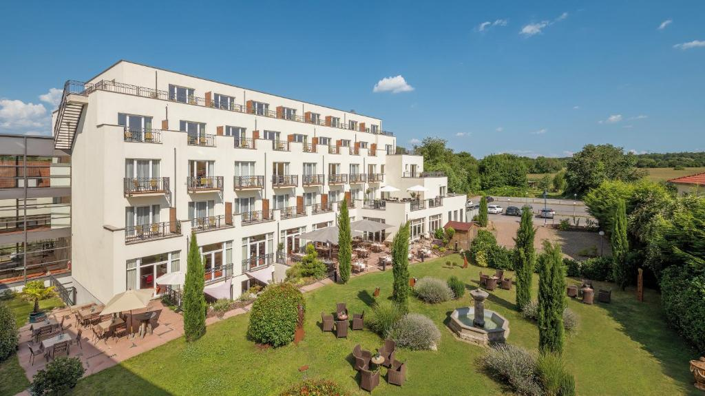 Hotel Villa Medici Bad Schonborn, Germany