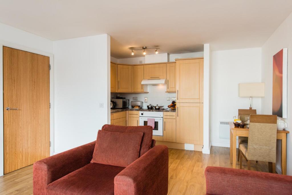Premier Apartments Birmingham - Laterooms