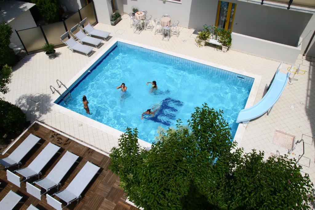 Hotel Marzia Riccione, Italy