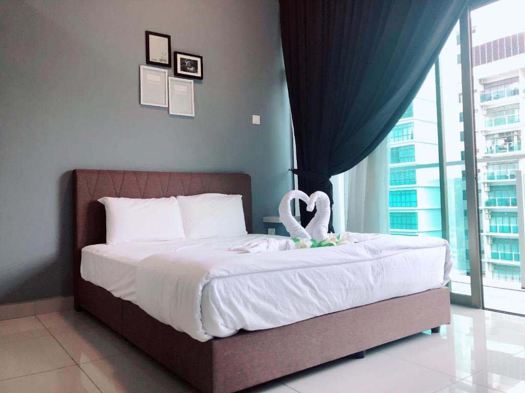 Apartment As Home Palazio Studio 13th Ikea Tebrau Aeon Tesco Johor Bahru Malaysia Booking Com