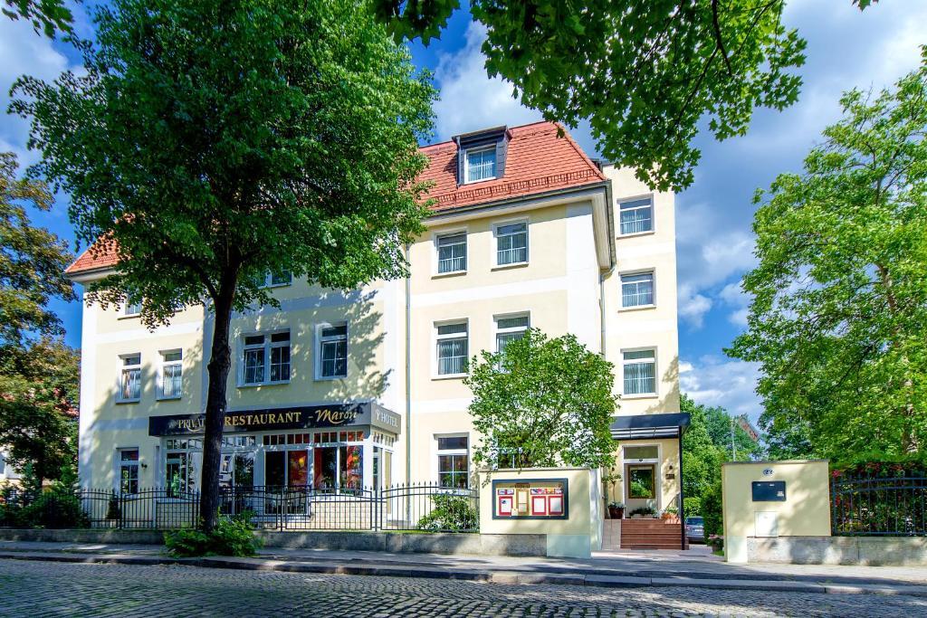 AKZENT Hotel PRIVAT - Das Nichtraucherhotel Dresden, Germany