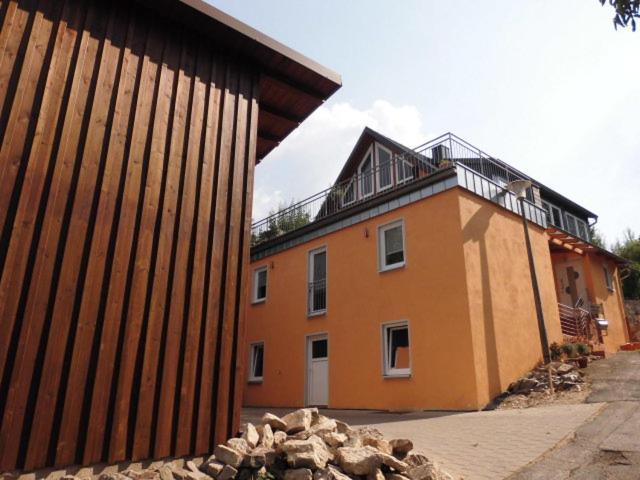 Ferienhaus Wernfels - Fränk. Seenland