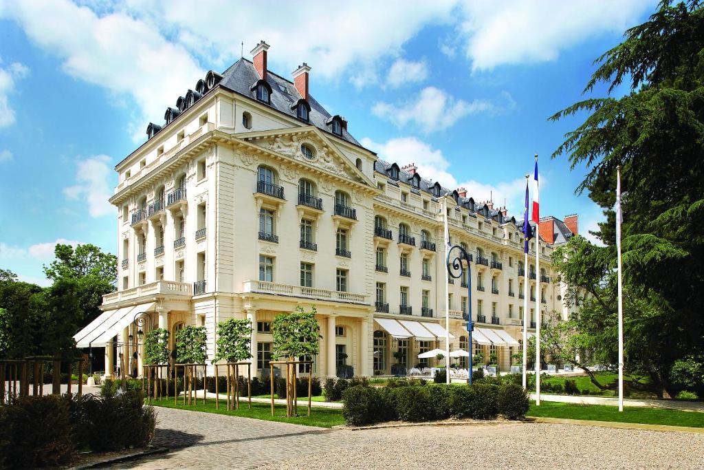 Moderne Waldorf Astoria Versailles - Trianon Palace, Versailles – Updated GP-08