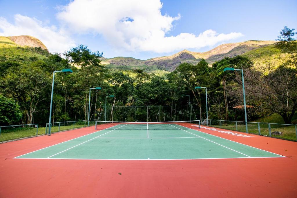 Tênis e/ou squash em Caminho Real Hotel ou nos arredores