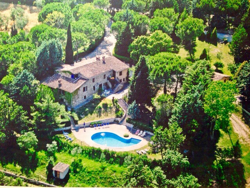 La Panoramica Gubbio - Maison de Charme - cottage e appartamenti