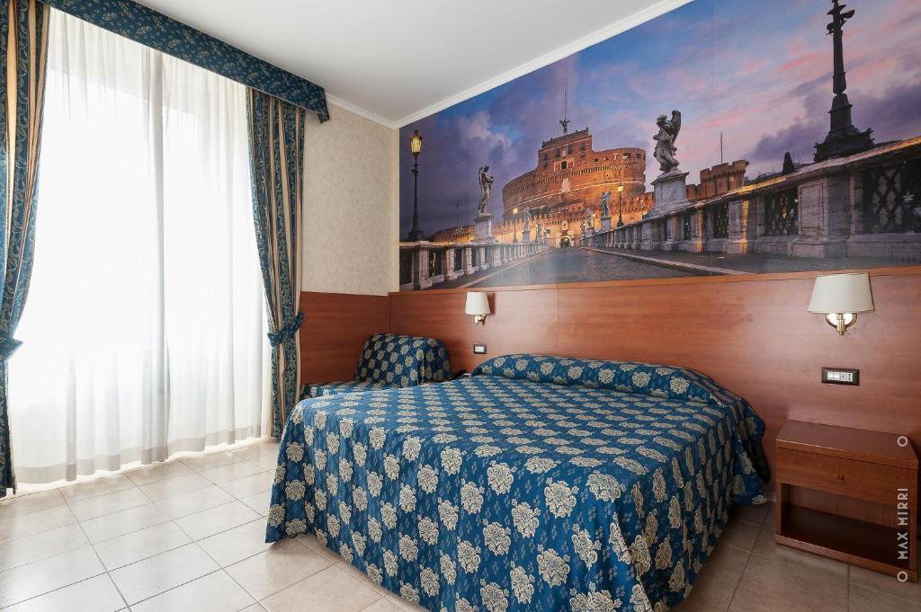 Hotel Orlanda Rome, Italy