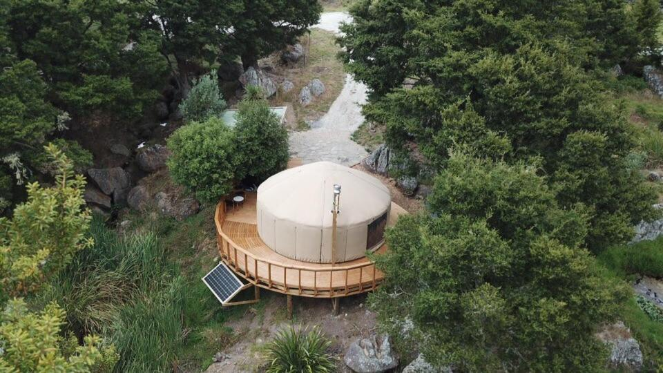 The Yurt Wai Rua Whangarei Updated 2021 Prices Opens the dome skylight to allow the escape of hot air or moisture that may. the yurt wai rua whangarei updated
