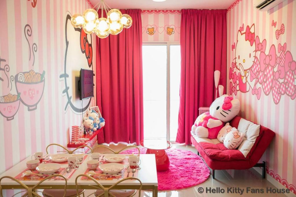 Picture of: Apartment Hello Kitty Fans House Kuala Lumpur Malaysia Booking Com