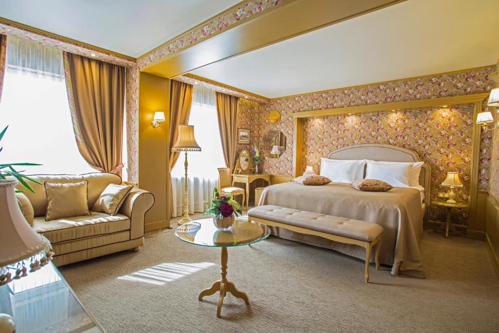 Izmailovo Alfa Hotel, Moskow - Harga Terbaru 2021