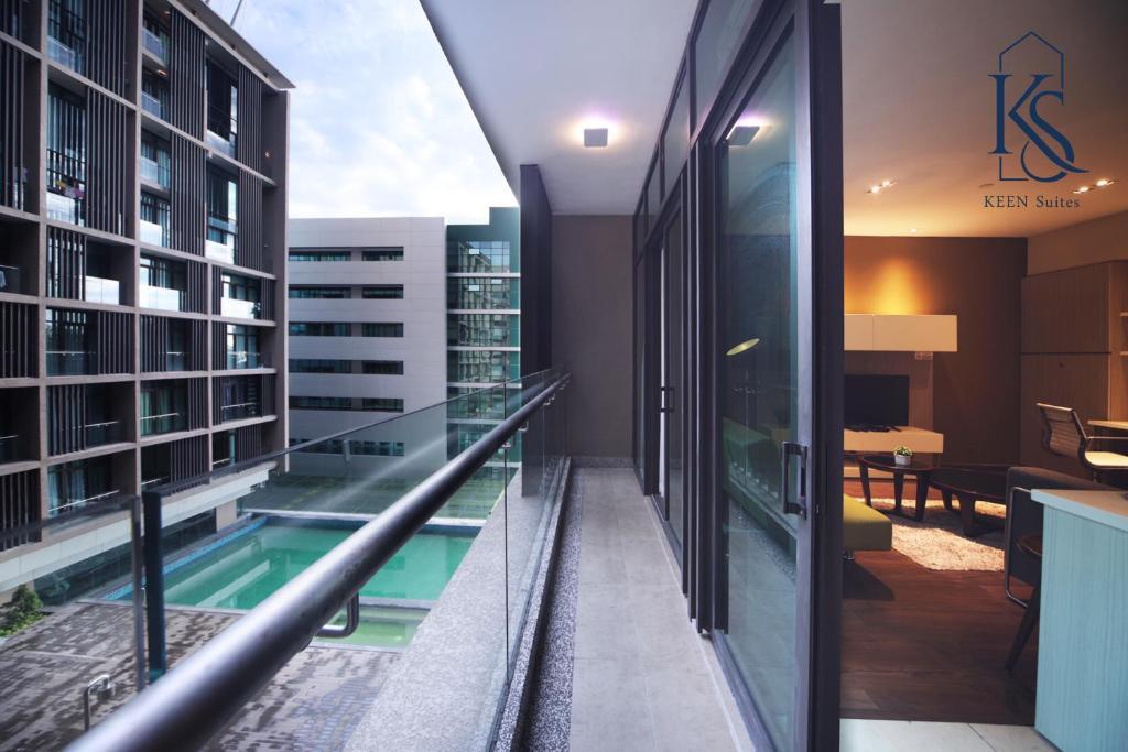 Apartment Keen Suites Riverson Soho Kota Kinabalu Malaysia Booking Com