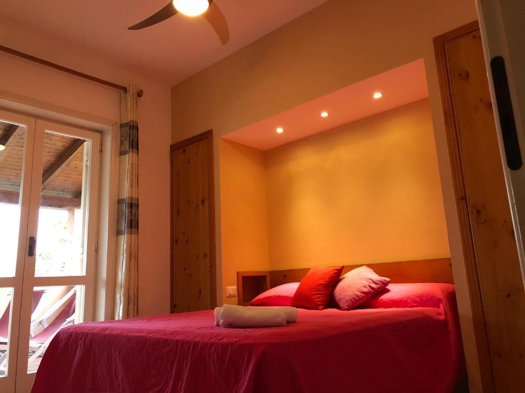 Letto o letti in una camera di Apartments Di Salvo