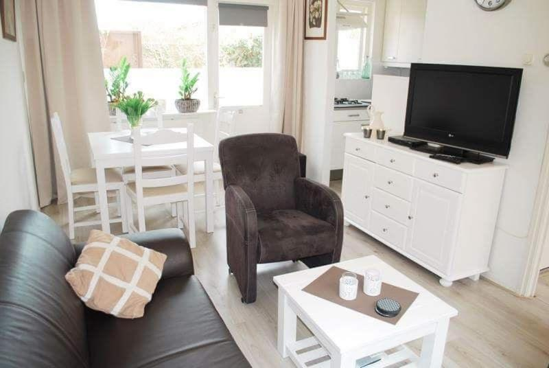 A seating area at Beach-house27