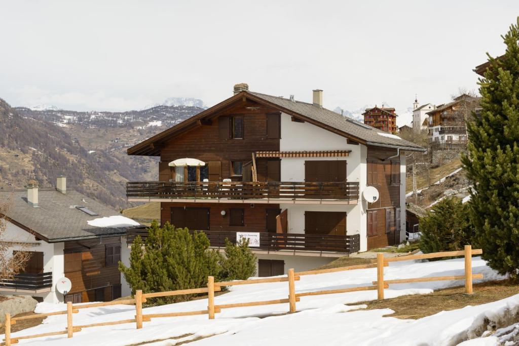 Langsera 435 im Winter