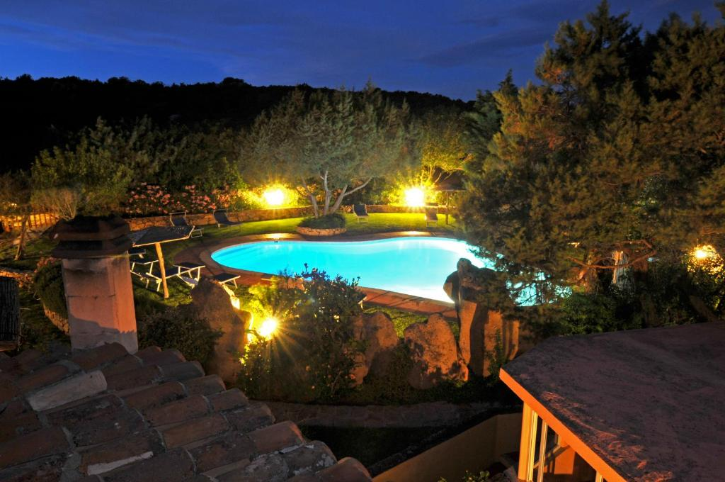 A view of the pool at Hotel Il Piccolo Golf or nearby