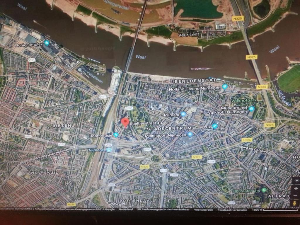 Mooie etage voor 1-4 pers in Nijmegen-centrum