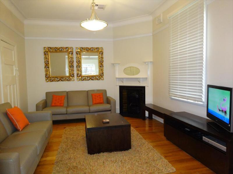A seating area at Beautifully Renovated Three Bedroom Home in Cammeray - CAMM3