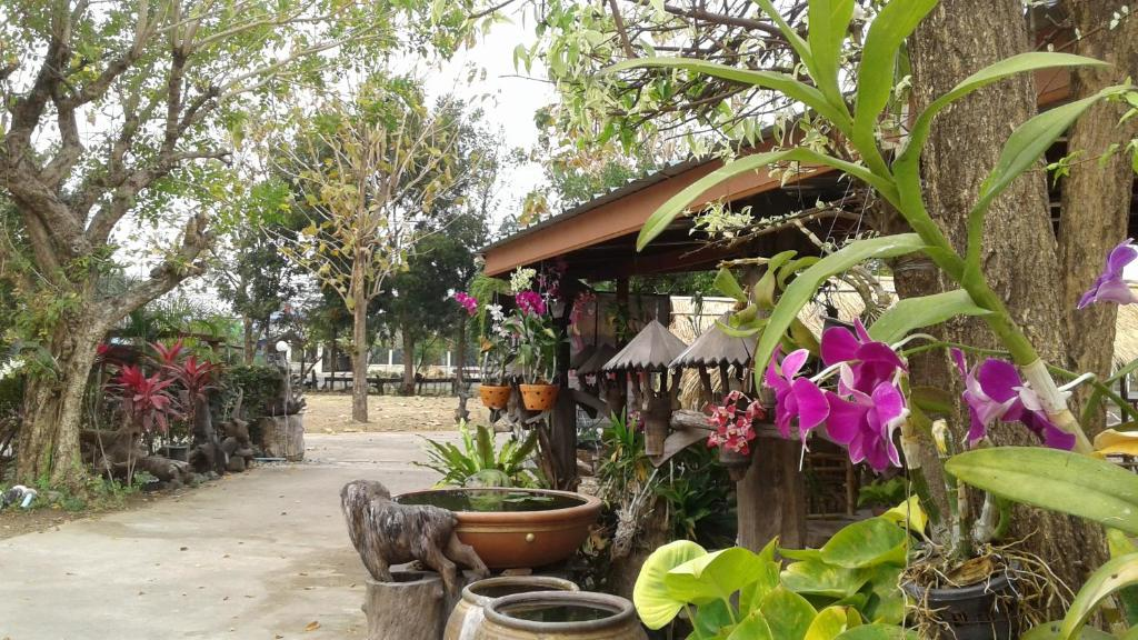 Jiraporn Resort Buriram