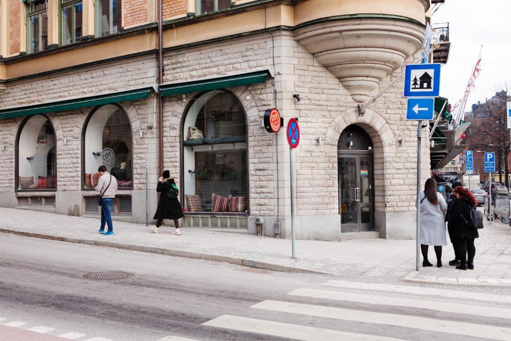 City Hostel, Stockholm – Tarifs 2020