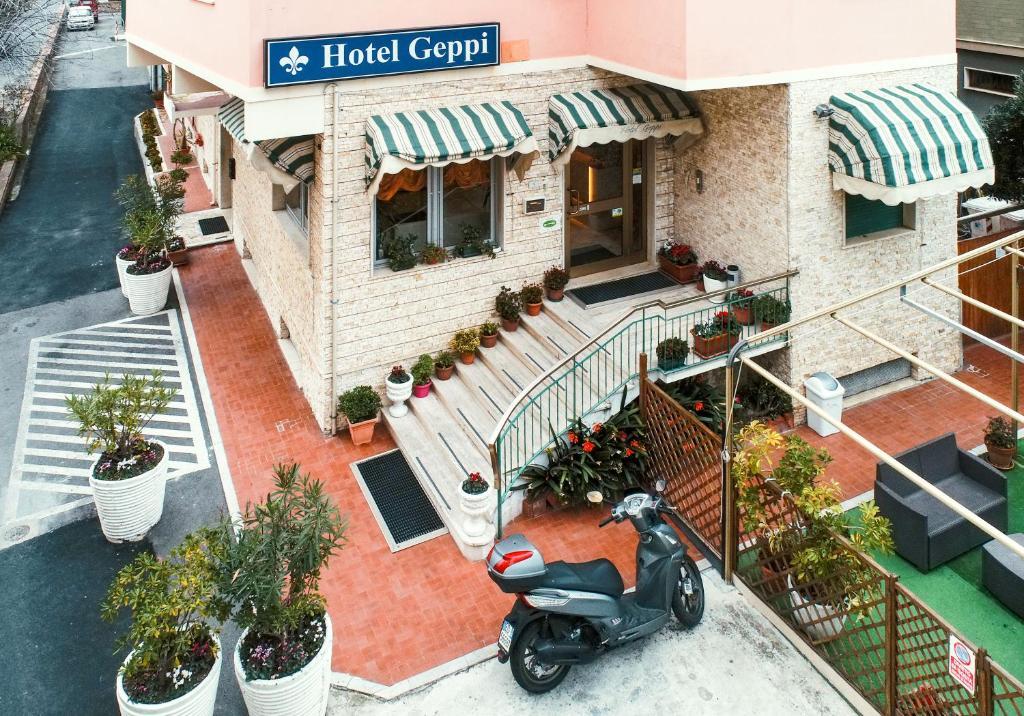 Hotel Geppi Pietra Ligure, Italy