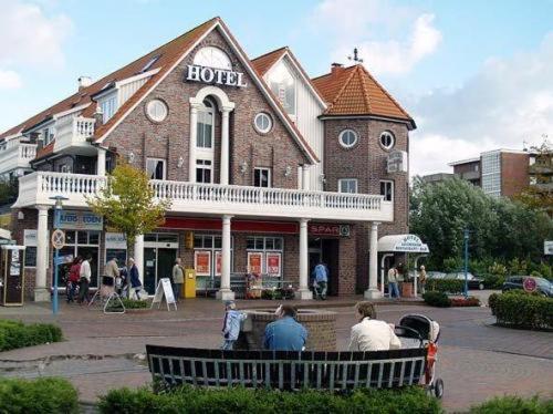 Hotel Leuchtfeuer Horumersiel, Germany