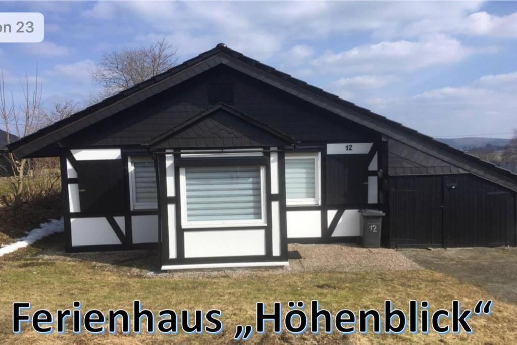 Ferienhaus Höhenblick in Winterberg-Langewiese