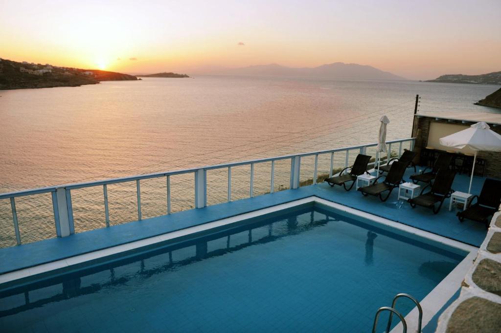 Πισίνα στο ή κοντά στο Vana Holidays