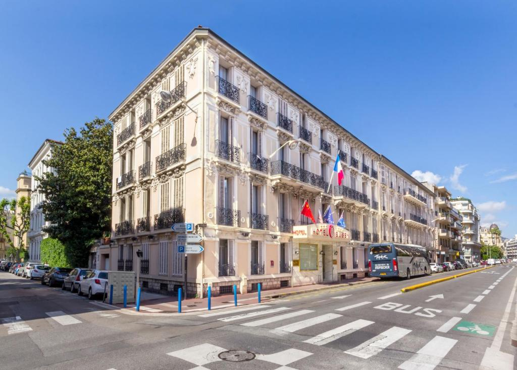 Hotel Busby Nice, France