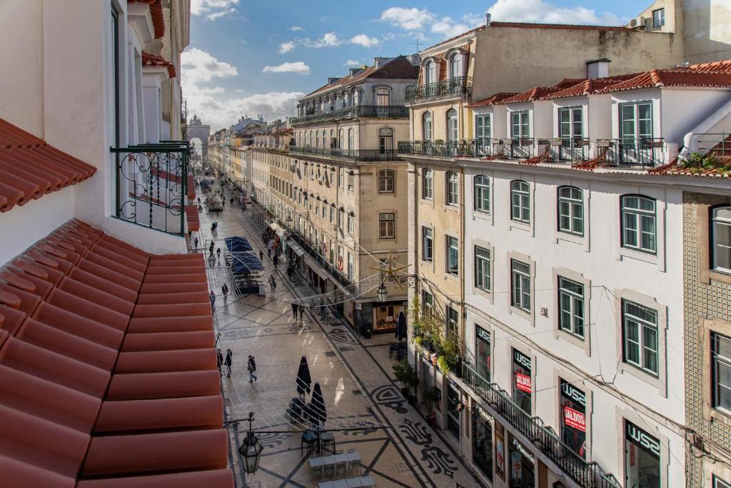 Be Poet Baixa Hotel Lisbon, Portugal