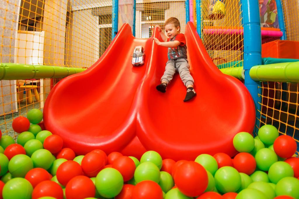Детская игровая зона в Спа Отель Грейс Империал