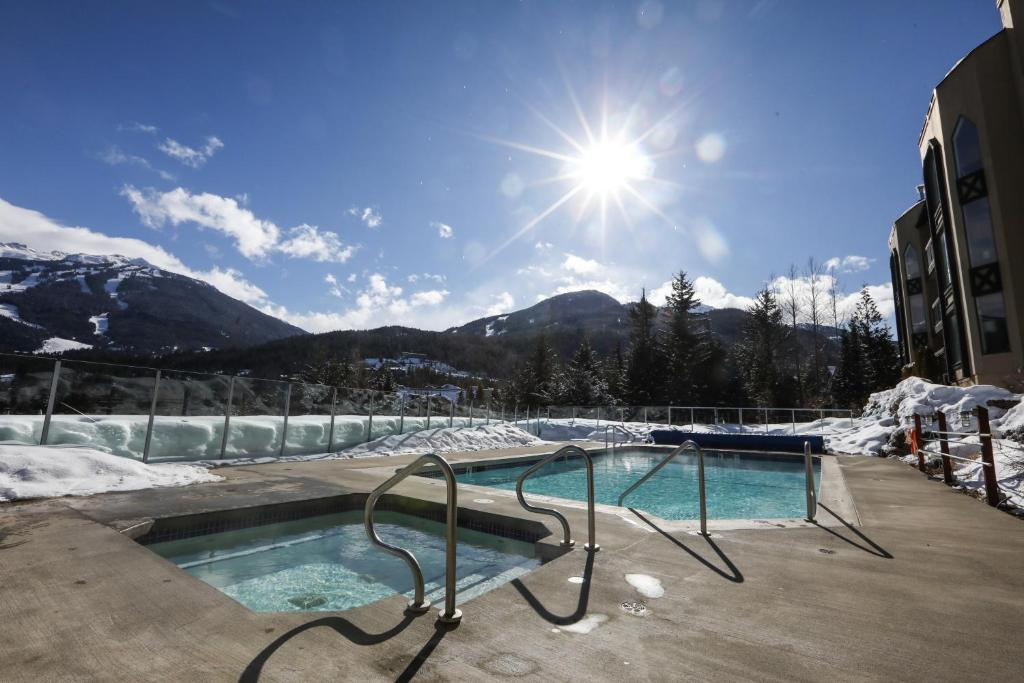 The swimming pool at or near The Ironwood by Whiski Jack