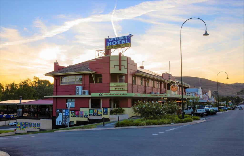 Criterion Hotel Gundagai