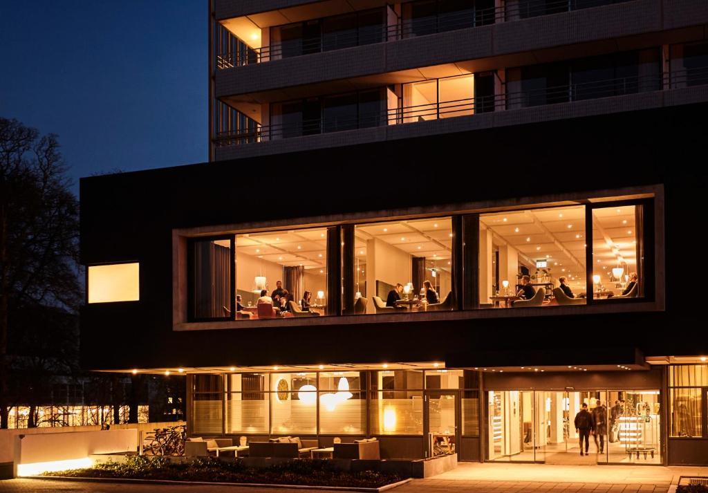 Comwell Hvide Hus Aalborg Aalborg, Denmark