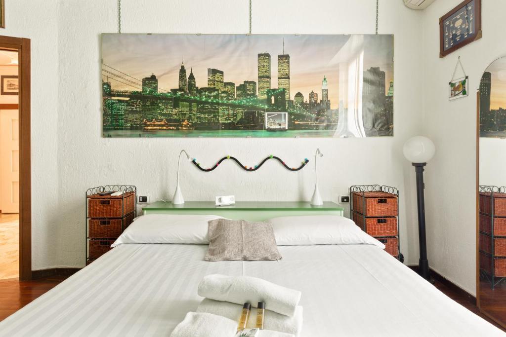 Isola Terrace Naif Apartment Milan Italy Booking Com