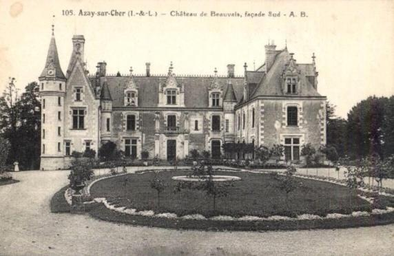 Bed And Breakfast Chateau De Beauvais Azay Sur Cher France Booking Com