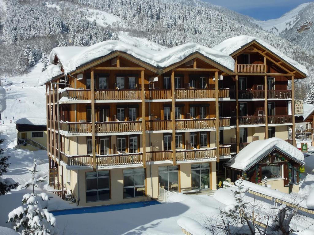 Hotel Le Grand-Bec Pralognan-la-Vanoise, France