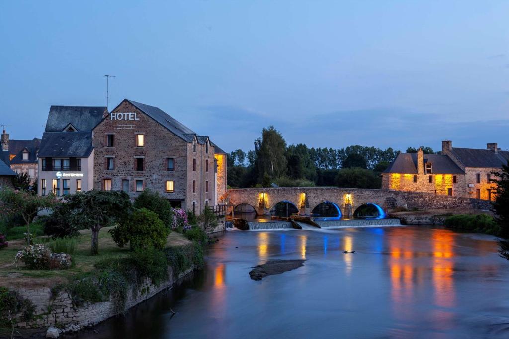 Best Western Le Moulin de Ducey Ducey, France