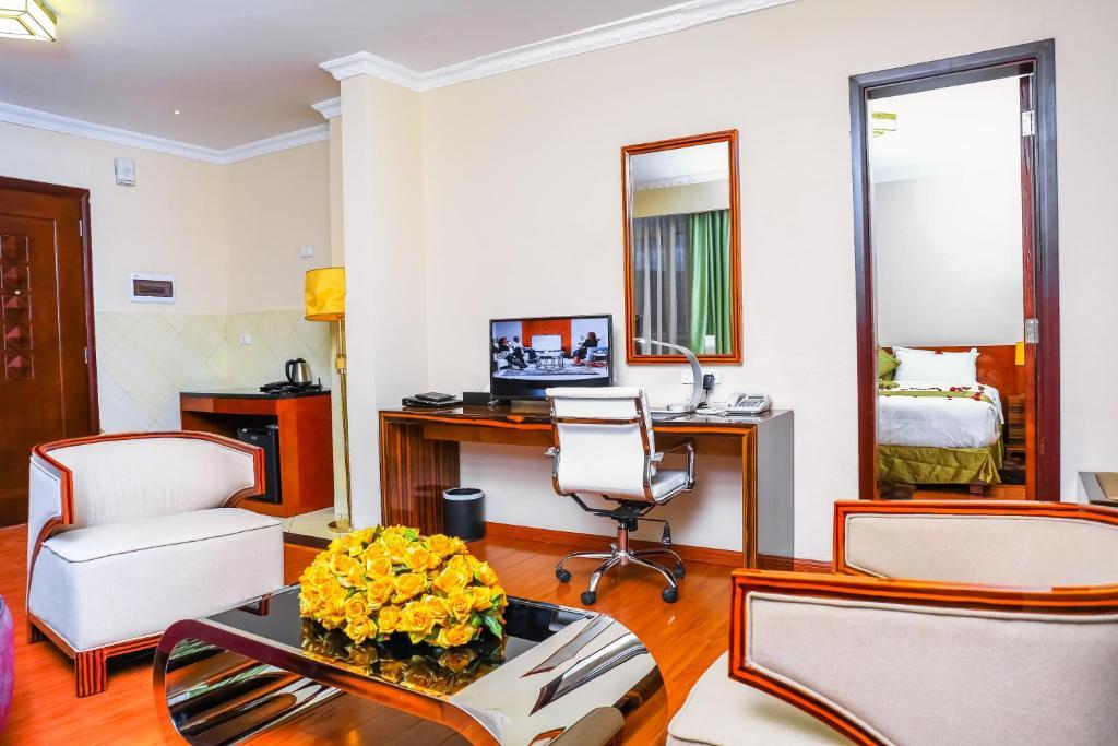 Denver Boutique Hotel Addis Ababa Ethiopia Booking Com