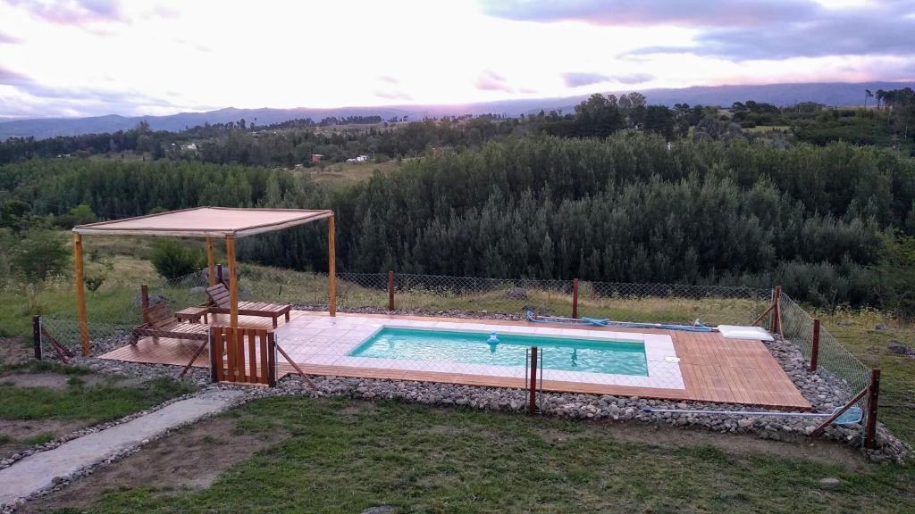 Gran Cabaña en Villa Yacanto