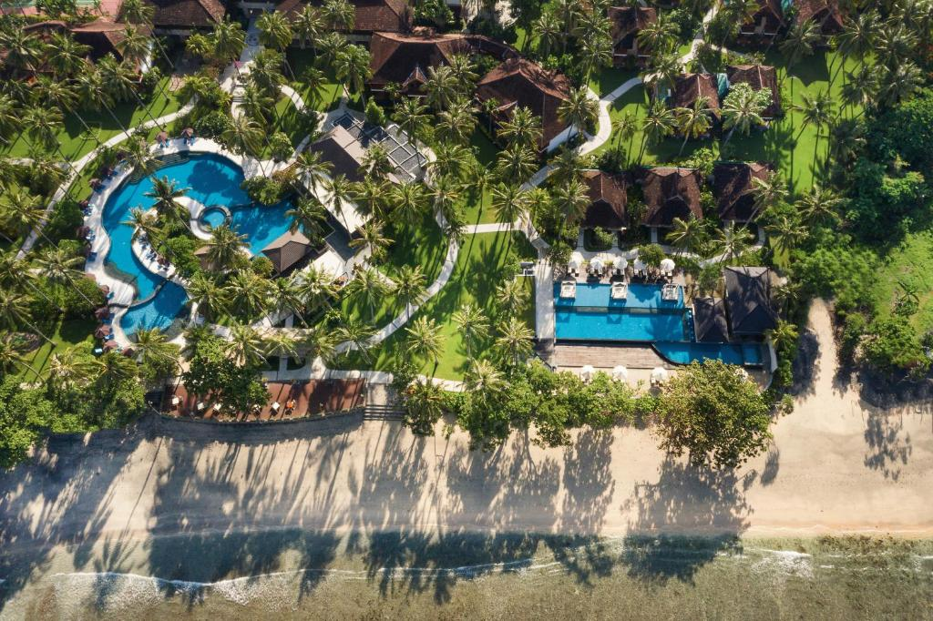 A bird's-eye view of Holiday Resort Lombok