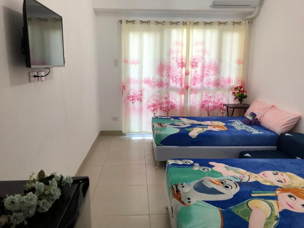 Smdc Wind Suites Jane S Condo Tagaytay Philippines Booking Com