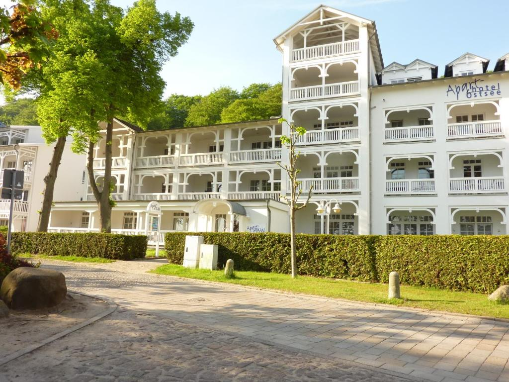 Aparthotel Ostsee Ferienwohnung