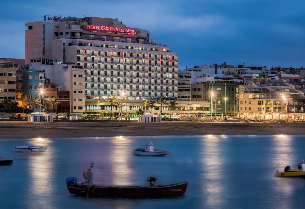 Hotel Cristina by Tigotan Las Palmas